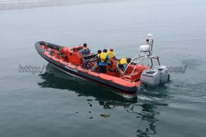 2016 New Model Sar Rib Boat 1000 Rescure Boat Rigid Inflatable Boat pictures & photos