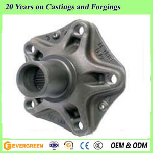 Zinc Alloy Forged Part by Factory pictures & photos