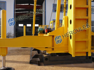 Hydraulic Foot-Step Type Diesel Hammer Pile Driver Model pictures & photos