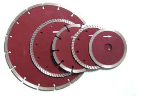 General Purpose Diamondsaw Blade for Marble Granite pictures & photos