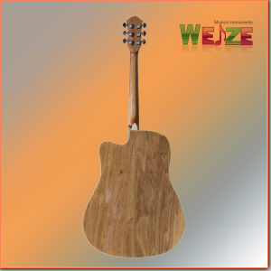 Hot Sale Spruce Catalpa Plywood Acoustic Guitar pictures & photos