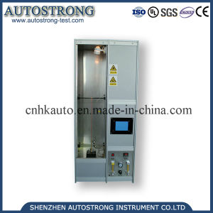 Single Cord Vertical Flammability Testing Chamber pictures & photos