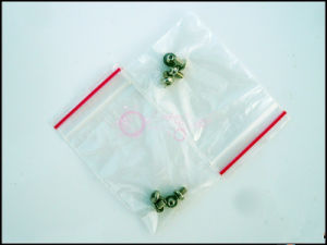 LDPE Reclosable Bag for Parts