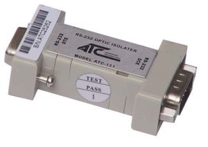 RS-232 Serial Port Photoelectric Isolator