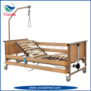Five Functions Electric Hospital Medical Nursing Bed pictures & photos