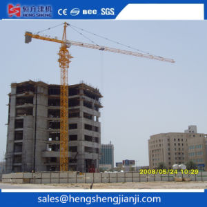 4t China Factory Hsjj Ce SGS Fixed Cranes Qtz4208 pictures & photos