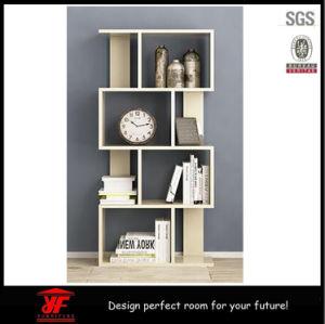 Modern Corner Wood Design In Book Shelf Cabinet Bookcase Furniture