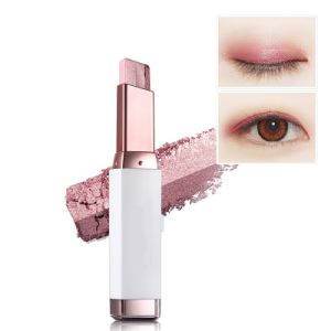 6 Style 2 Colors Eye Shadow Stick Shimmer Glitter Natural Eyeshadow Pencil Es0311 pictures & photos
