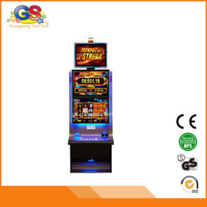 3D Arcade Casino Skill Game Machine for Cash for Adults pictures & photos