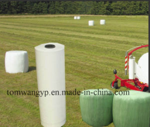 1500m X 28mic Light Green Silage Film pictures & photos