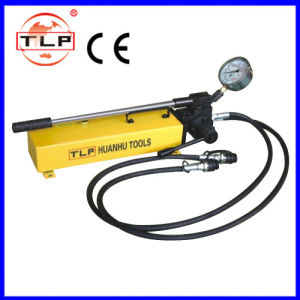Double Acting Hand Hydraulic Pump pictures & photos