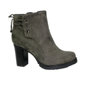 Hot Sale Women European Winter Ankle Boot pictures & photos