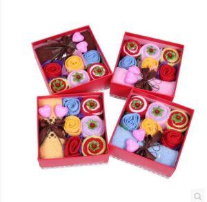 China Wholesale Custom Door Gift Towel For Towel Sets Gift Box