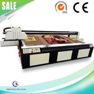 Large Format Organic Glass UV Flatbed Printer for Advertising Comany