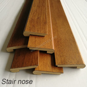 China Wood Moulding Stair Nosing Mdf Stair Nose Flooring