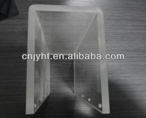 PMMA Transparent Customized acrylic Clear Sheet for Optic Instrument