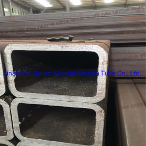 High Precision Galvanized Rectangular Steel Tube for Greenhouse