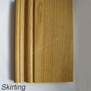 Solid Skirting for Hardwood Oak Wood Moulding