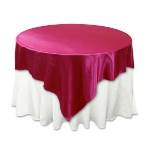 Cheap Promotional Polyester Table Cloth & Napkins for Hotel Restaurant (DPF10782) pictures & photos