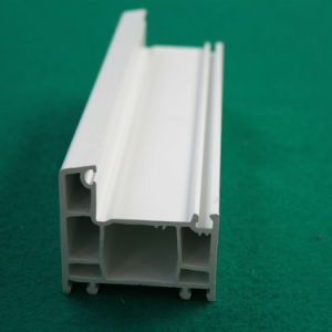 Plastic Profile for UPVC Window and Door