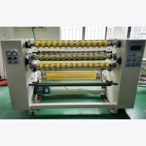 Vertical Belt Automatic Slitting Machine