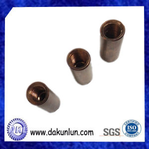 Precision Customized Internal Threaded Hollow Brass Tube