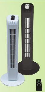 Electric Appliance Tower Fan with Remote Control