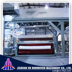 China Best Quality 2.4m SMS PP Spunbond Nonwoven Fabric Machine pictures & photos