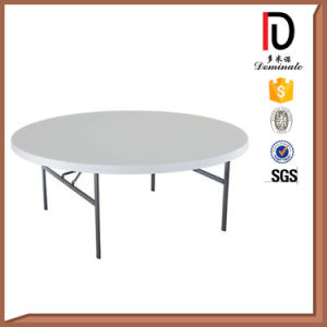 Wood or Plastic Round Wedding Restaurant Dining Table for Hotel Banquet (BR-T020) pictures & photos