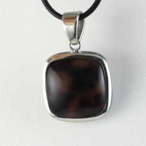 Stone Fashion Jewelry Pendant Necklace for Women pictures & photos