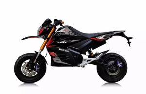 2017 Sport Electric Motorcycle with 72V 30ah Lithium Battery pictures & photos