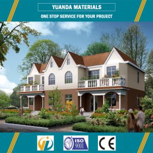professional Design Steel Structure Modular Green Prefab House pictures & photos