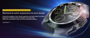 Health Sport Smart Watch with Heart Rate Monitor Bluetooth Smartwatch pictures & photos