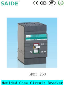 Sdm3 Moulded Case Circuit Breaker pictures & photos