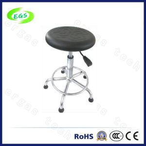 Anti-Static Adjustable PU Salon Office Chair Supply for You pictures & photos