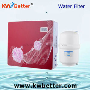 Five Stages Smell Rust Removal RO Waterr Filter Sterilization Peculiar