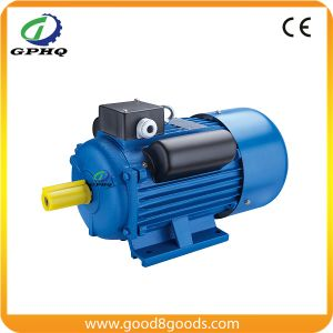 Cast Iron Housing Single Phase Motor Electric pictures & photos