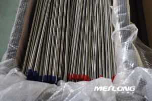 TP304 Precision Seamless Stainless Steel Tubing