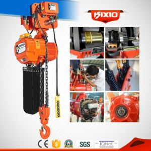 5t Electric Hoist with Two Fec Chains pictures & photos