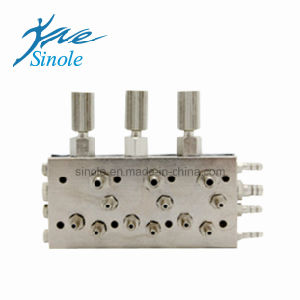 Dental Chair Spare Parts Kv Series 3 in 1 Valve