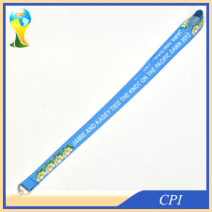 Nice Follower Decorational Sublimation Lanyard for Wedding