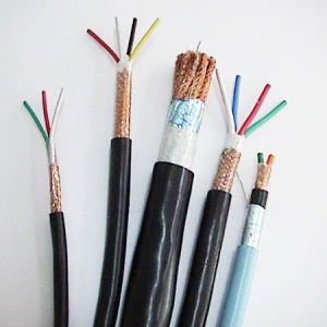 450/750V 0.75mm2 1.0mm2 15mm2 2.5mm2 12 Cores PVC Control Cable pictures & photos