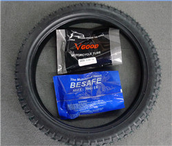 High Quality Rubber Motorcycle Inner Tube pictures & photos