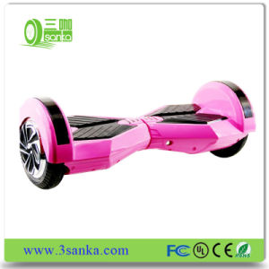 2017 Newest 8 Inch 2 Wheel Electric Balance Scooter with bluetooth pictures & photos