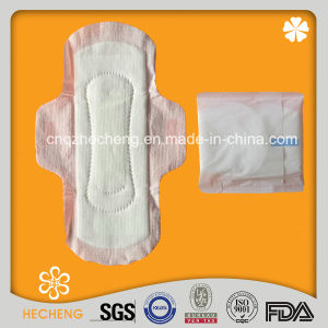 2015 New 245mm Silver Ions Sanitary Napkin pictures & photos