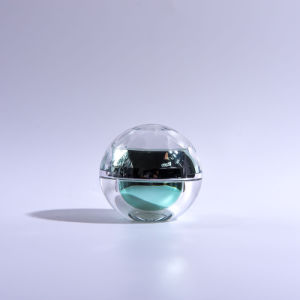 15g-70g Diamond Cap Acrylic Cream Jar (EF-J15) pictures & photos