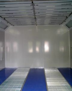 Car Paint Spray Booth Panig Booth