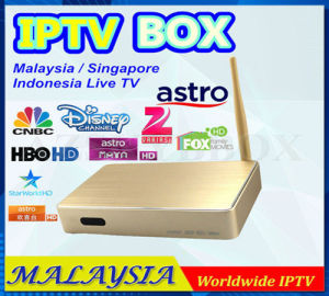 Malaysia IPTV Box Smart TV Box Android TV Box Malaysian IPTV Xbmc Kodi  Amlogic S805 for Astro TV Channels