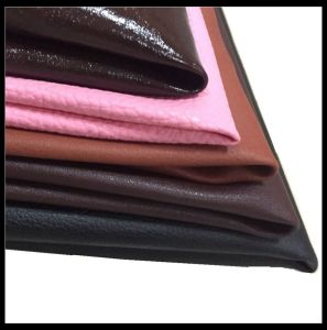 Artificial PU/PVC Leather, for Shoes, Hand Bag, Wallet pictures & photos