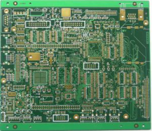Fr4 1.6mm 6 Layer Multilayer PCB Assembly Printed Circuit Board PCBA Manufacturer